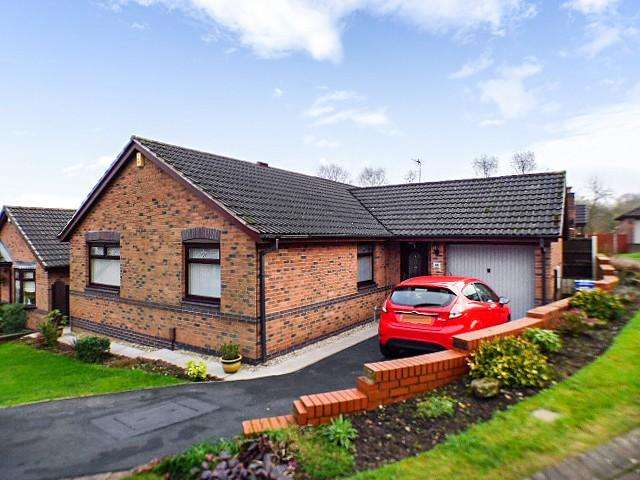 3 Bedrooms Detached Bungalow for sale in Delphfield, Norton, Runcorn