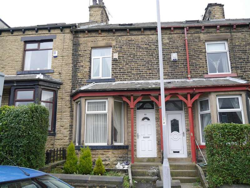 3 Bedrooms Terraced House for sale in Lister Avenue, East Bowling, BD4 7QS