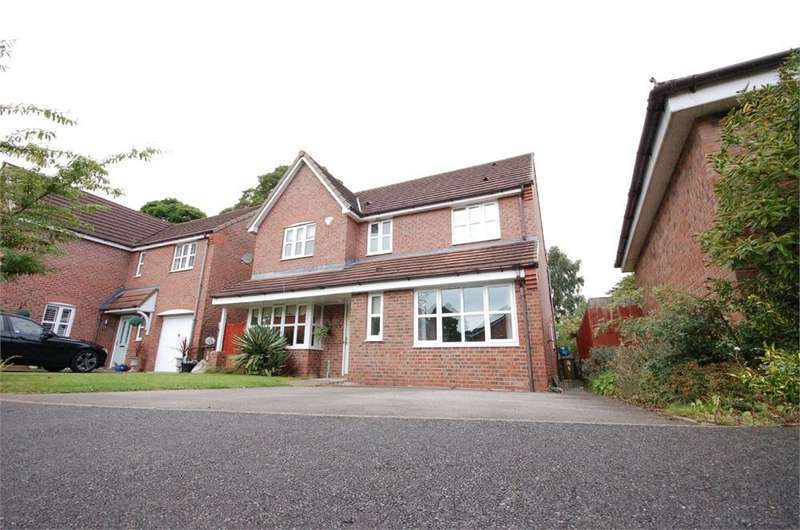 4 Bedrooms Detached House for sale in Bexhill Gardens, ST HELENS, Merseyside