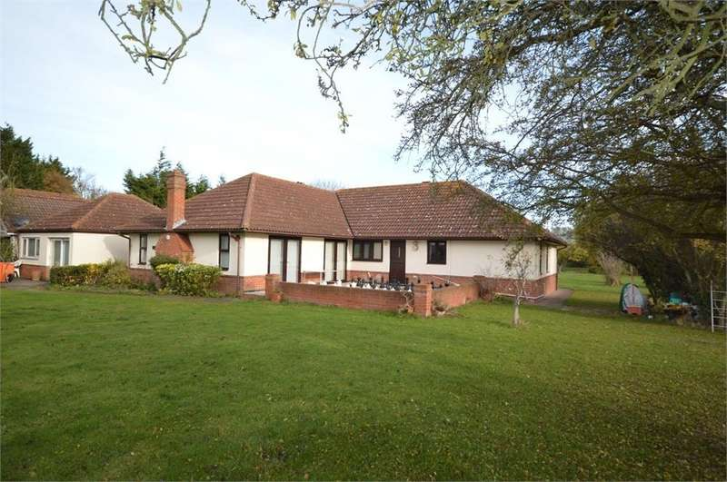 6 Bedrooms Detached Bungalow for sale in Pean Hill, Whitstable