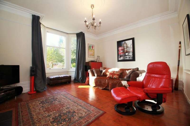 2 Bedrooms Flat for rent in Derby Road, Caversham, Reading, RG4