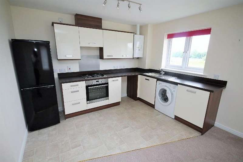 2 Bedrooms Apartment Flat for sale in Greatham Avenue, Whitewater Glade