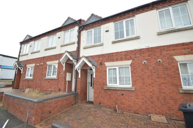 2 Bedrooms Terraced House for sale in High Street, Quarry Bank, Brierley Hill, West Midlands