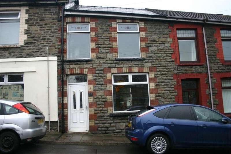 2 Bedrooms Terraced House for sale in Glancynon Terrace, Abercynon, Mountain Ash, Mid Glamorgan