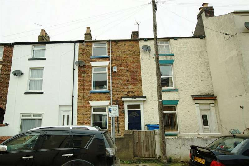 3 Bedrooms Terraced House for sale in Durham Street, Scarborough