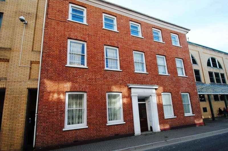 2 Bedrooms Flat for sale in Boutport Street, Barnstaple