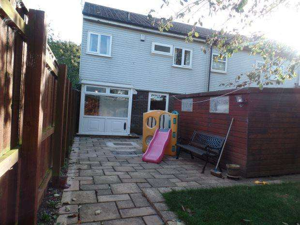 4 Bedrooms Terraced House for sale in BRECON CLOSE, PETERLEE, PETERLEE