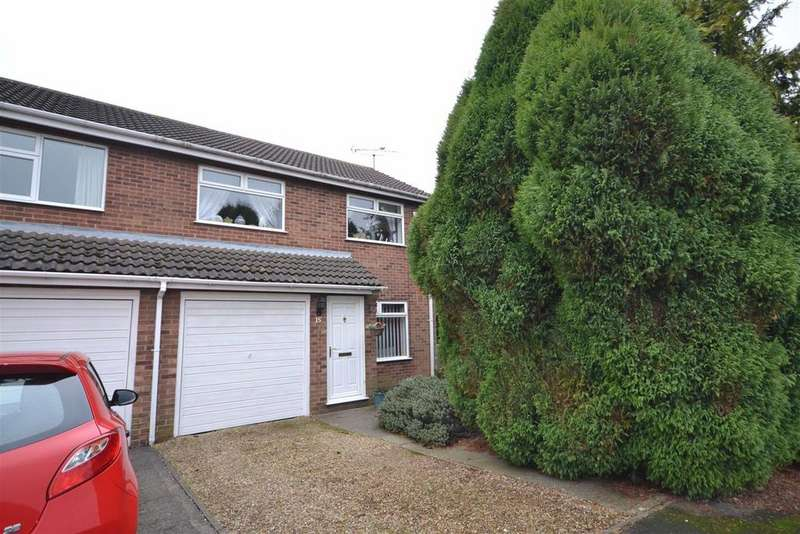 3 Bedrooms Semi Detached House for sale in Cedar Road, Stamford