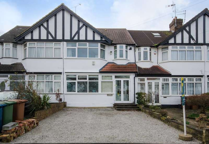 3 Bedrooms House for sale in Fairview Crescent, Harrow, HA2