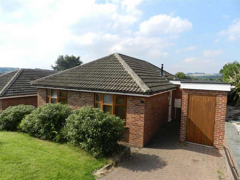 4 Bedrooms Detached Bungalow for sale in Park Avenue, Shelley, Huddersfield, HD8