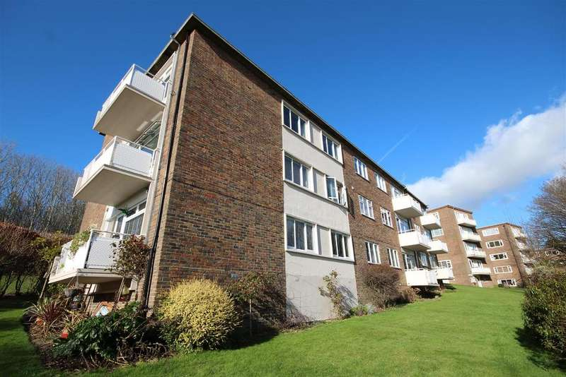 3 Bedrooms Flat for sale in Woodland Court, Dyke Road Avenue, Hove