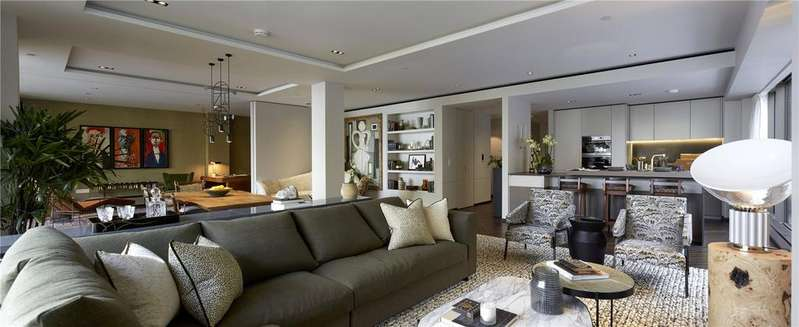 3 Bedrooms Apartment Flat for sale in The Colyer, Covent Garden, WC2H