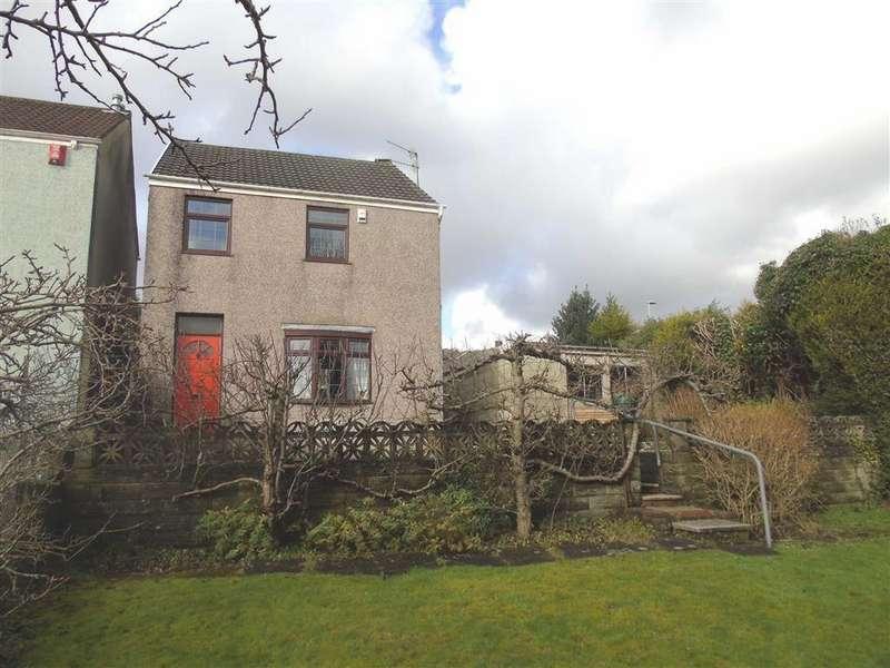 3 Bedrooms Detached House for sale in Treharne Road, Morriston, Swansea