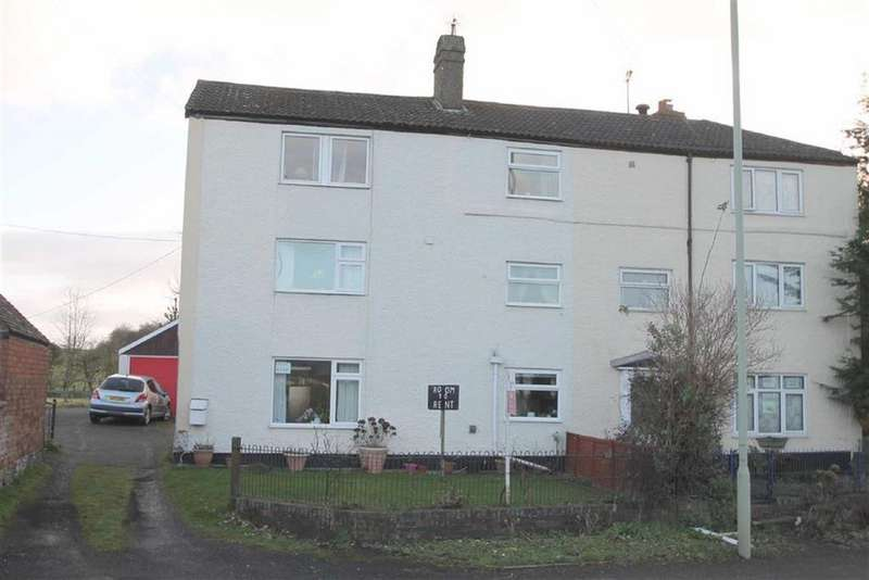 4 Bedrooms Semi Detached House for sale in Rock Green, Ludlow