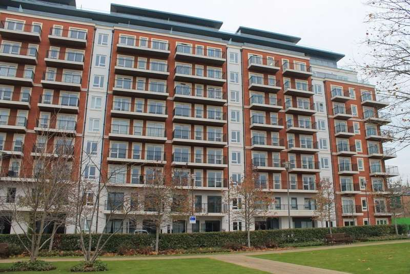 1 Bedroom Apartment Flat for sale in Golding House, Beaufort Square, Beaufort Park, NW9