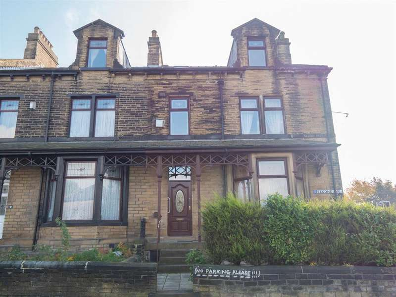 8 Bedrooms End Of Terrace House for sale in Second Avenue, Bradford, BD3 7JQ