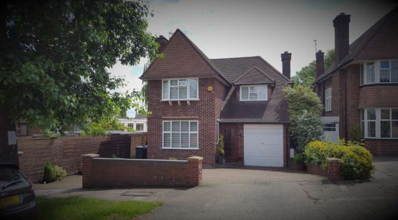 4 Bedrooms House for sale in Wembley, Wembley, HA9