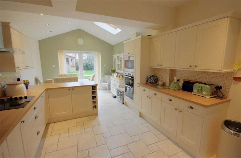 3 Bedrooms Semi Detached House for sale in Prescot Road, Eccleston Hill, St Helens, WA10