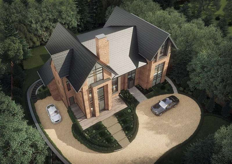 5 Bedrooms Detached House for sale in Hill Top, Hale, Cheshire