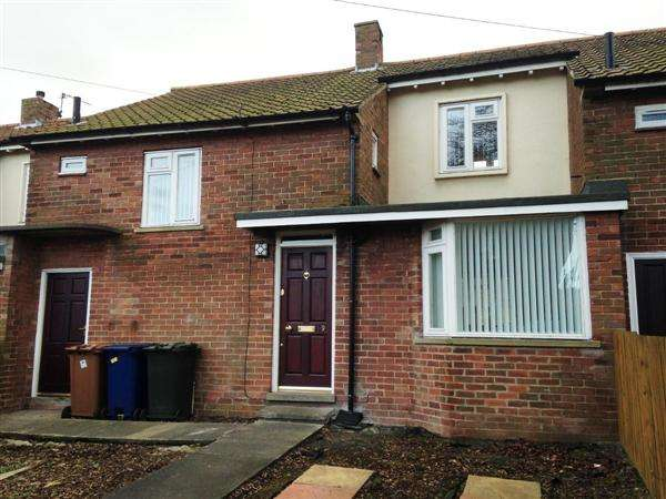 2 Bedrooms Terraced House for sale in Bowness Road, Newcastle upon Tyne