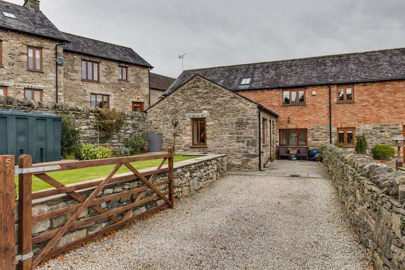 4 Bedrooms Barn Conversion Character Property for sale in 5 Wilson House Farm, Kendal Road, Lindale, Grange over Sands, Cumbria, LA11 6QR