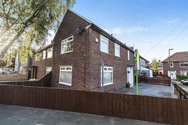 3 Bedrooms Semi Detached House for sale in Shaftesbury Road, Middlesbrough, TS6