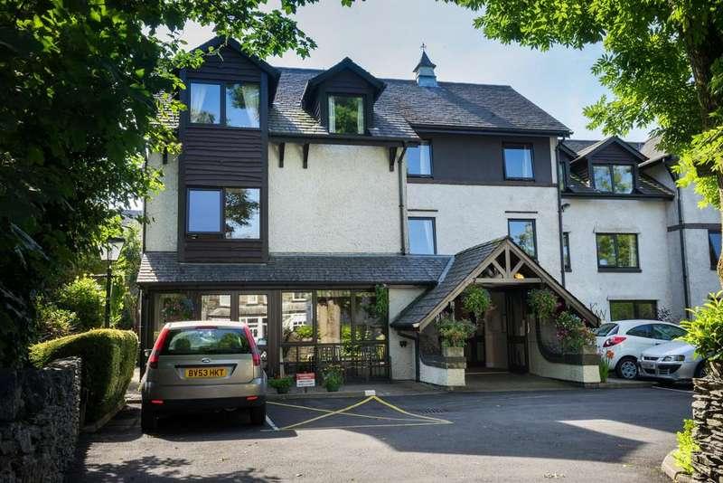 1 Bedroom Flat for sale in 19 Alexandra Court, Ellerthwaite Road, Windermere, Cumbria, LA23 2PR