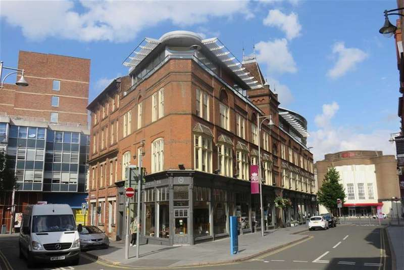 3 Bedrooms Apartment Flat for sale in 40 Rutland Street, Leicester City Centre