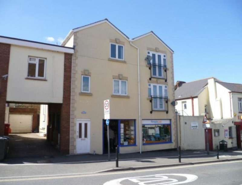 1 Bedroom Flat for sale in The Whipton Washtub Summer Lane, Exeter, EX4