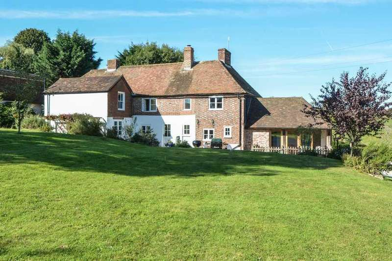 5 Bedrooms Detached House for sale in Aldington, TN25