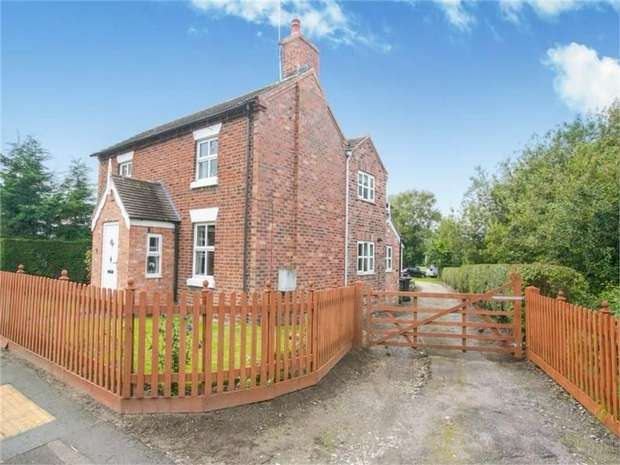 5 Bedrooms Detached House for sale in Crewe Road, Winterley, Sandbach, Cheshire
