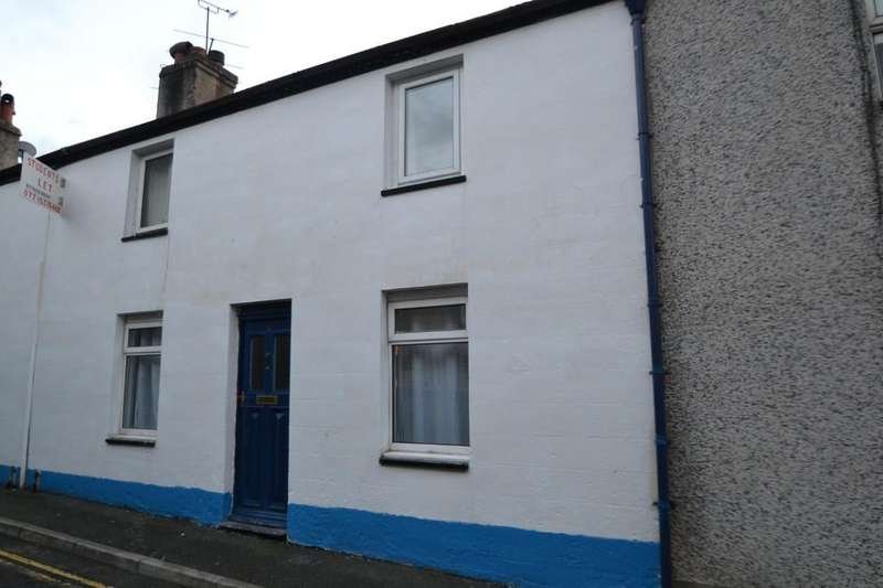 6 Bedrooms Terraced House for sale in The Crescent, Upper Bangor, North Wales