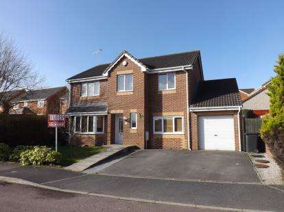 5 Bedrooms Detached House for sale in Bampton Close, Emersons Green, Bristol, Gloucestershire