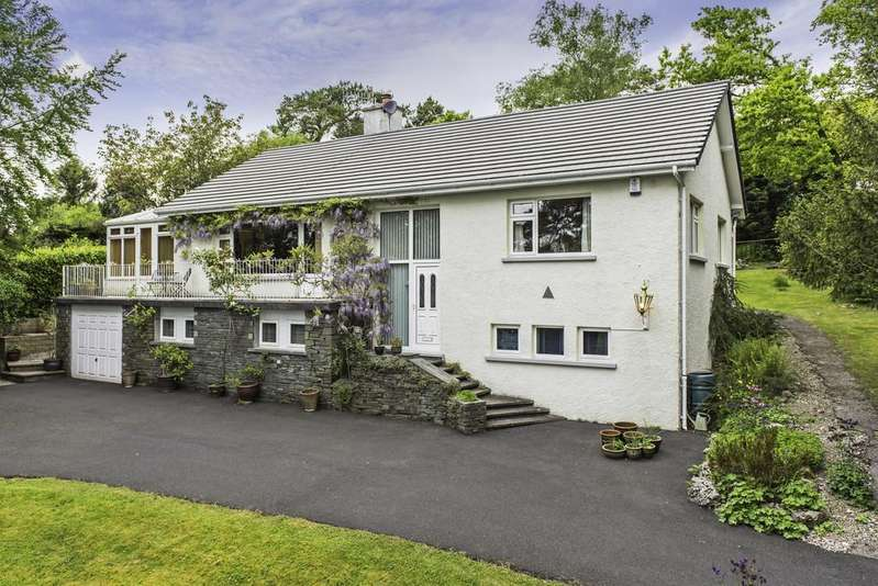 4 Bedrooms Detached House for sale in Zermatt, 50 Leighton Beck Road, Slack Head, Milnthorpe, Cumbria, LA7 7AZ