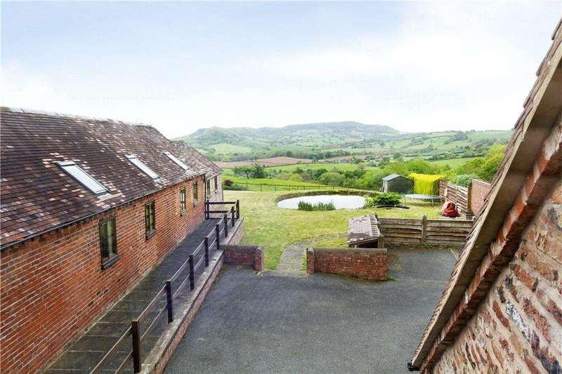 4 Bedrooms Barn Conversion Character Property for sale in Heightington, Bewdley, Worcestershire, DY12