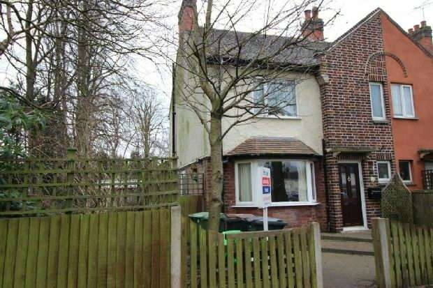 3 Bedrooms Semi Detached House for sale in Waverley Avenue, Attleborough, Nuneaton
