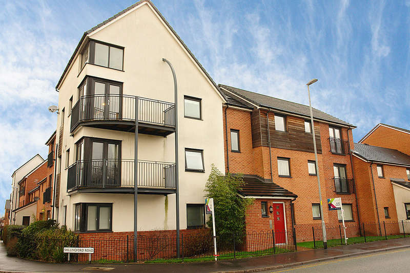 2 Bedrooms Flat for sale in 65 Fields New Road, Chadderton