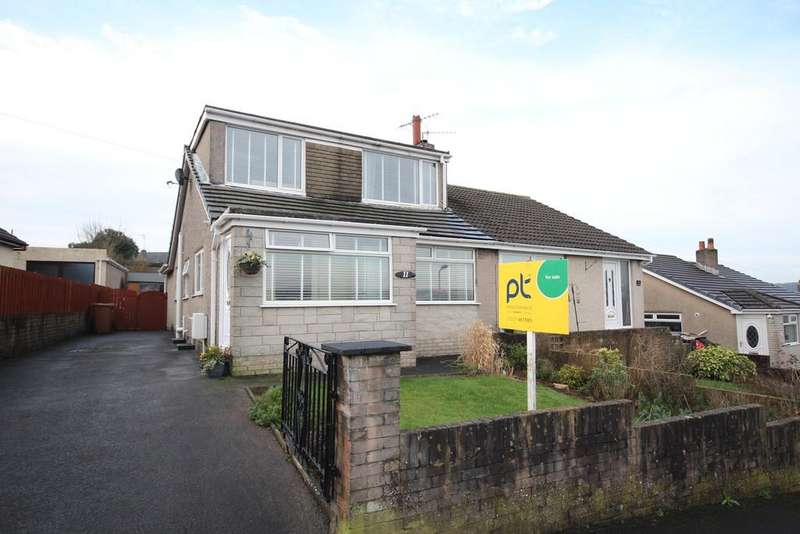 3 Bedrooms Semi Detached Bungalow for sale in 11 Tantabank, Dalton-In-Furness