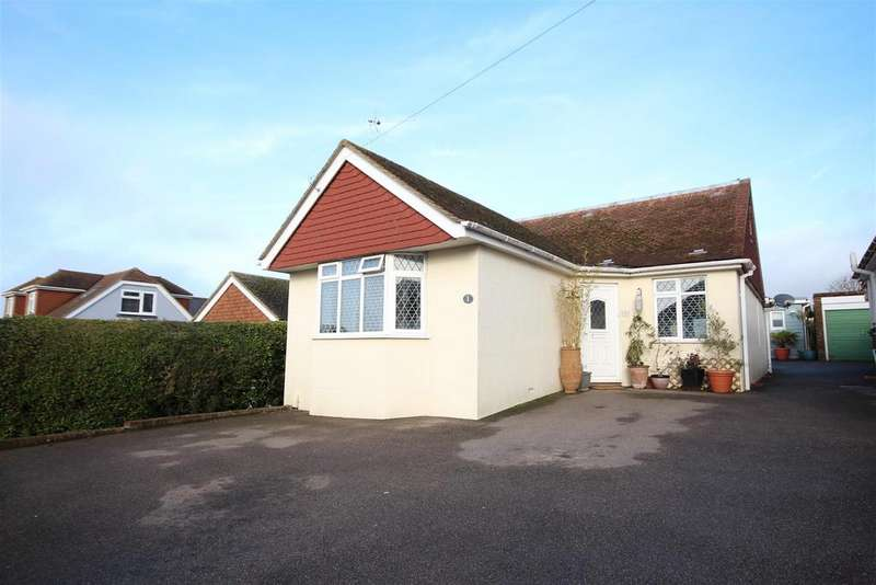 4 Bedrooms Detached Bungalow for sale in Stoneleigh Avenue, Patcham, Brighton