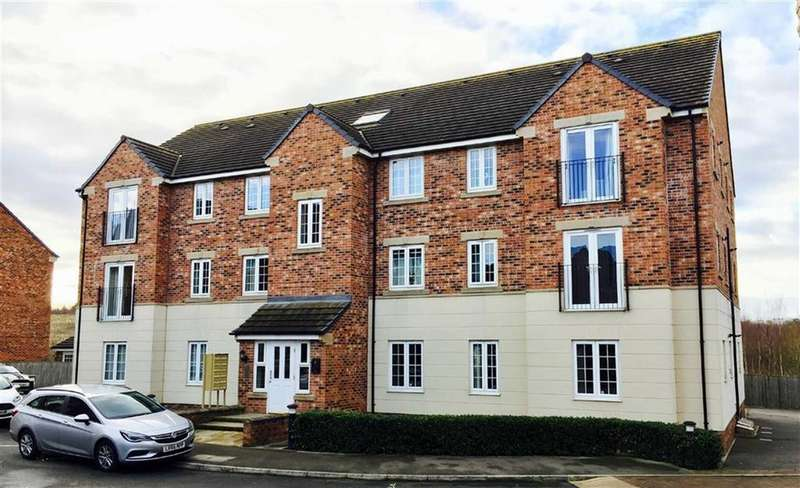 2 Bedrooms Apartment Flat for sale in Silverwood Road, Woolley Grange, Barnsley, S75