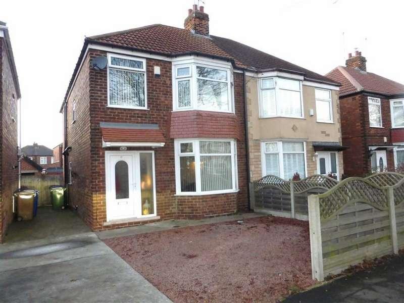 4 Bedrooms Semi Detached House for sale in Buttfield Road, HESSLE, Hessle, HU13