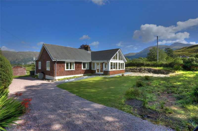 2 Bedrooms Detached Bungalow for sale in Glebe Cottage, Taynuilt, Argyll and Bute, PA35