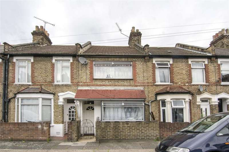 2 Bedrooms Terraced House for sale in Selby Road, London, E13