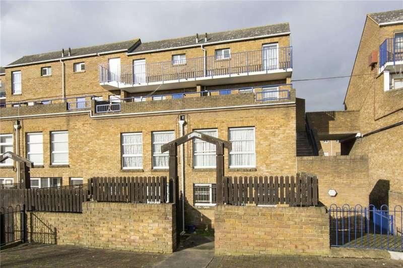 3 Bedrooms Flat for sale in Broke Walk, London, E8