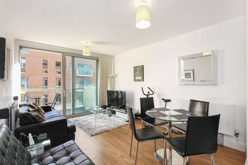 2 Bedrooms Flat for sale in Devons Road, Bow, London, E3