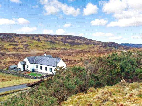 3 Bedrooms Detached House for sale in The Old Power House, Glengorm, Isle of Mull, PA75