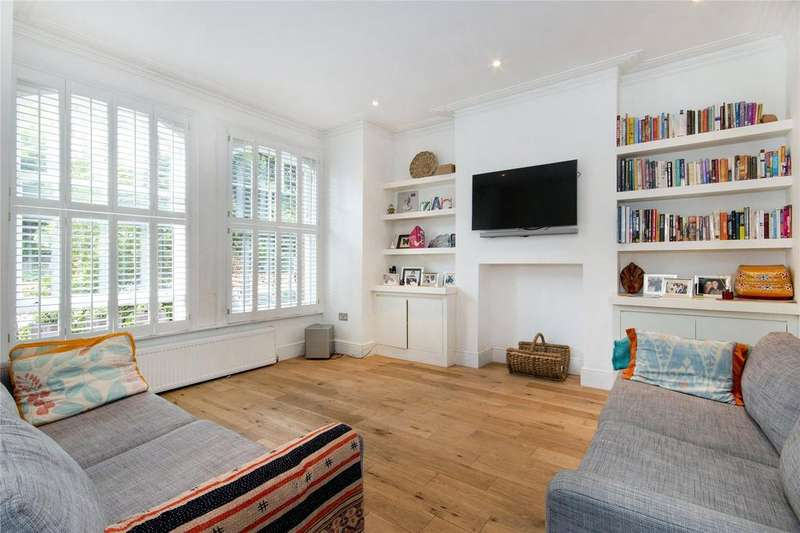 2 Bedrooms Flat for sale in Prince Of Wales Drive, Battersea, London