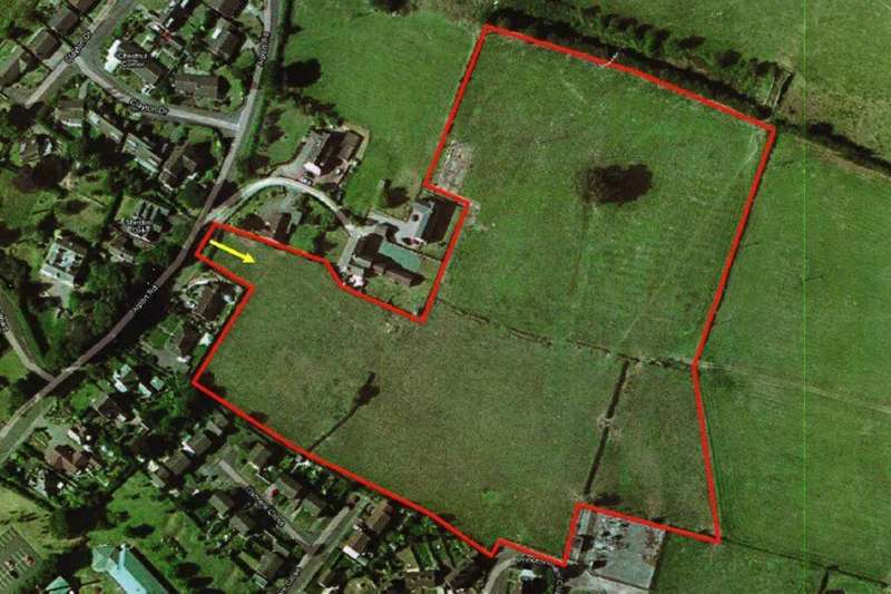 Land Commercial for sale in Development Land at Alport Road, Whitchurch