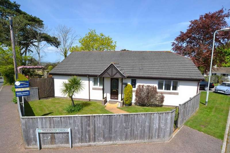 3 Bedrooms Detached Bungalow for sale in Wolborough Hill, Newton Abbot