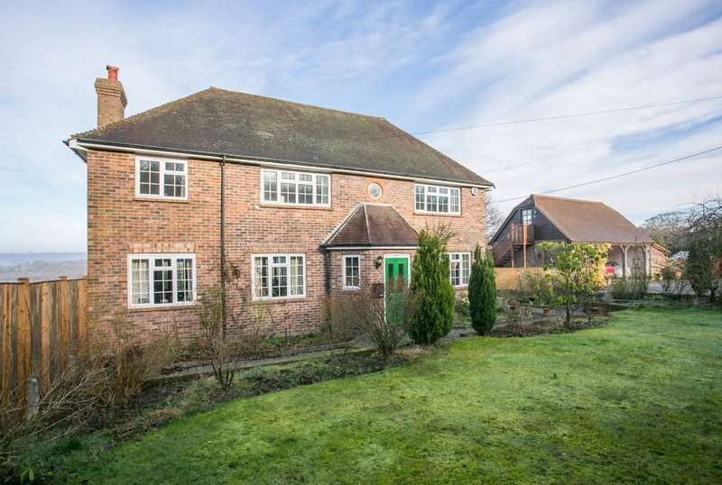 5 Bedrooms Detached House for sale in Mayfield Flat, Cross In Hand